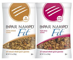Free Sample of Bear Naked Cluster Crunch Cereal