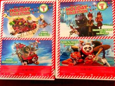 Kung Fu Panda Holiday Dvd
