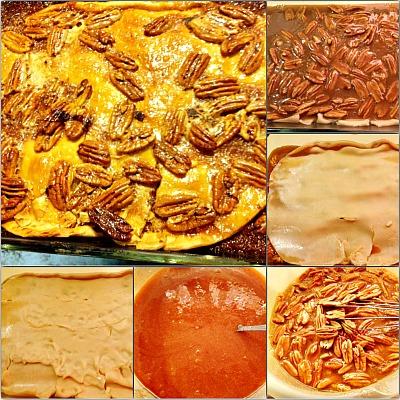 Pecan Pie Cobbler