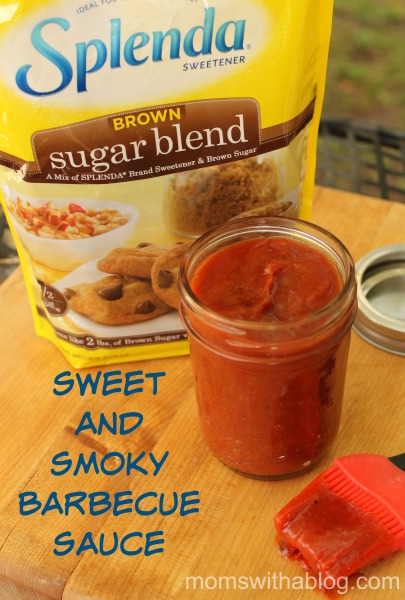 Sweet and Smokey Barbecue Sauce
