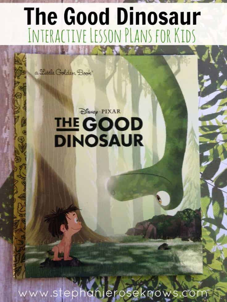 The Good Dinosaur Unit Study