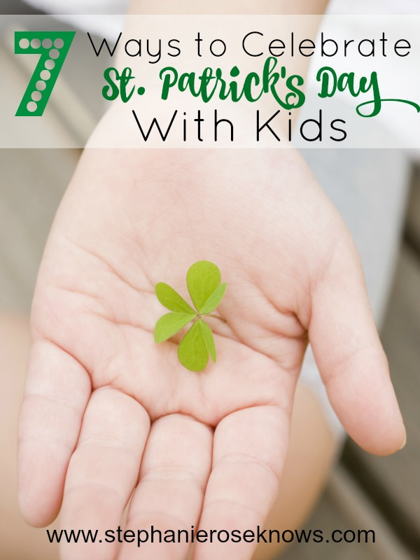 7 St. Patrick's Day Activities for Kids