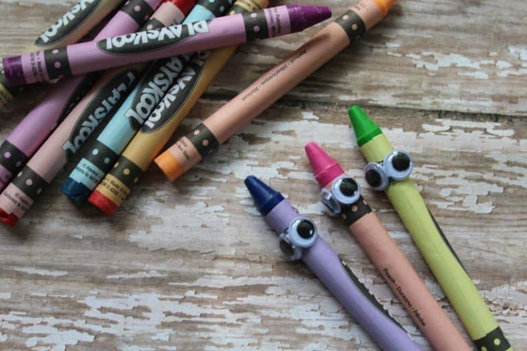 the day the crayons quit crayon craft