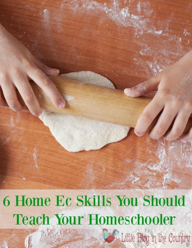 Home Economics Lesson Plan Ideas
