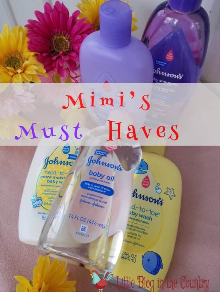 Johnson's® baby products
